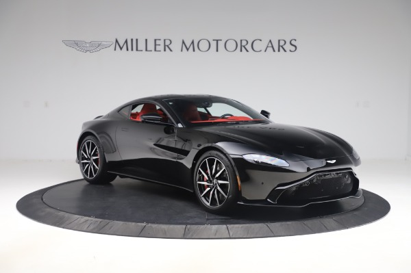 New 2020 Aston Martin Vantage Coupe for sale $185,181 at Alfa Romeo of Greenwich in Greenwich CT 06830 10