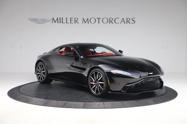New 2020 Aston Martin Vantage for sale $185,181 at Alfa Romeo of Greenwich in Greenwich CT 06830 10