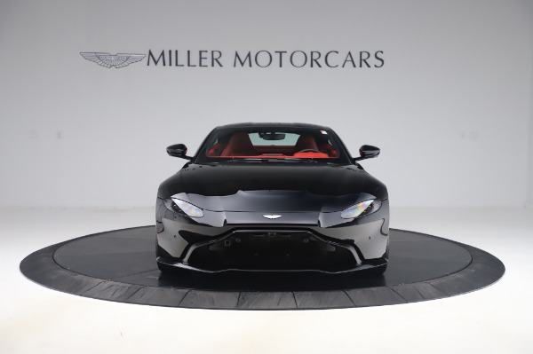 New 2020 Aston Martin Vantage Coupe for sale $185,181 at Alfa Romeo of Greenwich in Greenwich CT 06830 11
