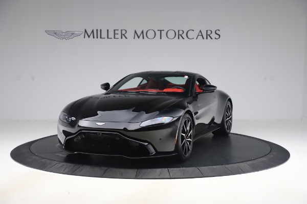 New 2020 Aston Martin Vantage Coupe for sale $185,181 at Alfa Romeo of Greenwich in Greenwich CT 06830 12