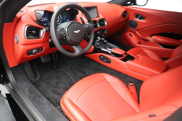 New 2020 Aston Martin Vantage Coupe for sale $185,181 at Alfa Romeo of Greenwich in Greenwich CT 06830 13