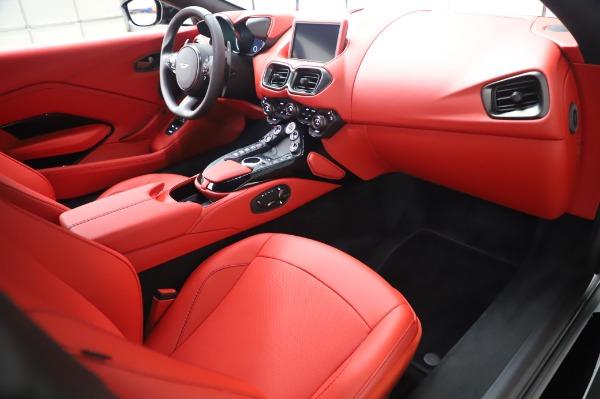 New 2020 Aston Martin Vantage for sale $185,181 at Alfa Romeo of Greenwich in Greenwich CT 06830 17
