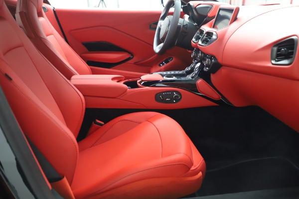 New 2020 Aston Martin Vantage for sale $185,181 at Alfa Romeo of Greenwich in Greenwich CT 06830 18