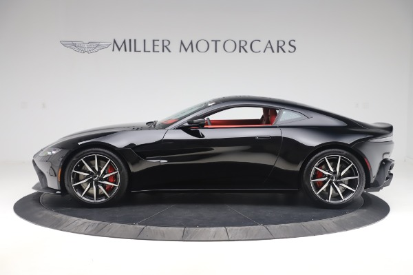 New 2020 Aston Martin Vantage Coupe for sale $185,181 at Alfa Romeo of Greenwich in Greenwich CT 06830 2