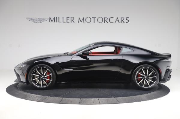 New 2020 Aston Martin Vantage for sale $185,181 at Alfa Romeo of Greenwich in Greenwich CT 06830 2