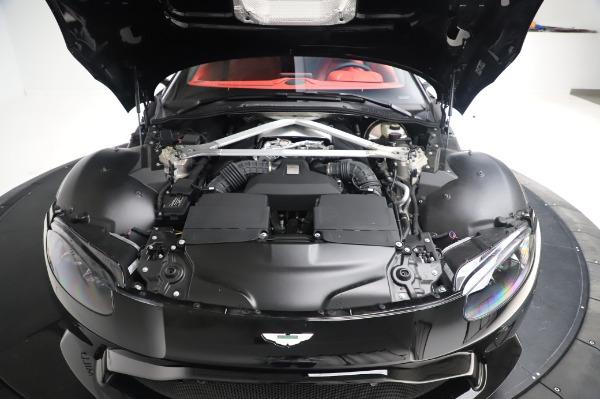 New 2020 Aston Martin Vantage for sale $185,181 at Alfa Romeo of Greenwich in Greenwich CT 06830 21