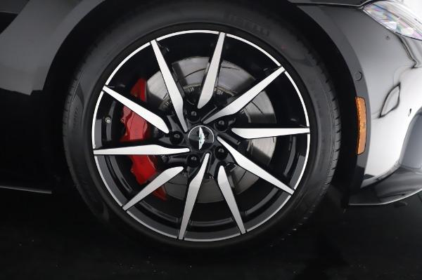 New 2020 Aston Martin Vantage for sale $185,181 at Alfa Romeo of Greenwich in Greenwich CT 06830 23
