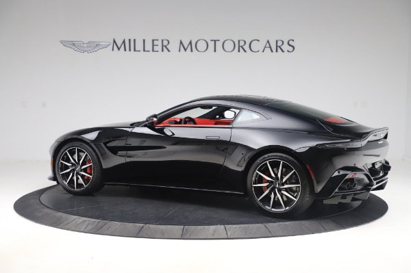 New 2020 Aston Martin Vantage Coupe for sale $185,181 at Alfa Romeo of Greenwich in Greenwich CT 06830 3