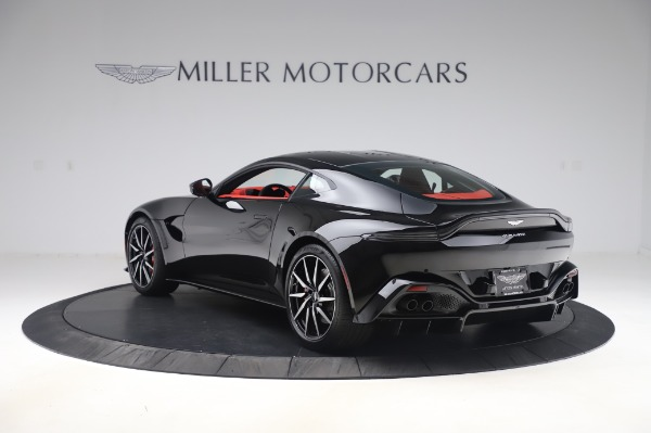New 2020 Aston Martin Vantage Coupe for sale $185,181 at Alfa Romeo of Greenwich in Greenwich CT 06830 4