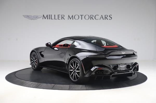 New 2020 Aston Martin Vantage for sale $185,181 at Alfa Romeo of Greenwich in Greenwich CT 06830 4