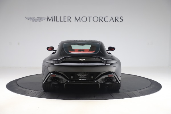 New 2020 Aston Martin Vantage Coupe for sale $185,181 at Alfa Romeo of Greenwich in Greenwich CT 06830 5