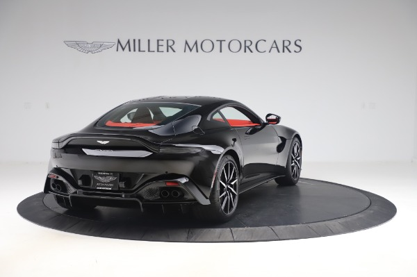 New 2020 Aston Martin Vantage Coupe for sale $185,181 at Alfa Romeo of Greenwich in Greenwich CT 06830 6