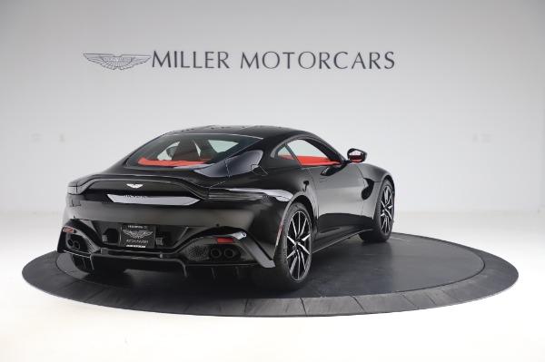 New 2020 Aston Martin Vantage for sale $185,181 at Alfa Romeo of Greenwich in Greenwich CT 06830 6