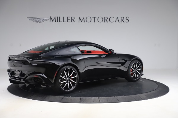 New 2020 Aston Martin Vantage Coupe for sale $185,181 at Alfa Romeo of Greenwich in Greenwich CT 06830 7