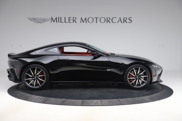 New 2020 Aston Martin Vantage Coupe for sale $185,181 at Alfa Romeo of Greenwich in Greenwich CT 06830 8