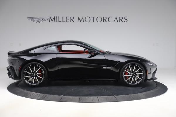 New 2020 Aston Martin Vantage for sale $185,181 at Alfa Romeo of Greenwich in Greenwich CT 06830 8