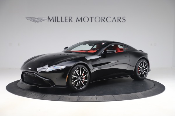 New 2020 Aston Martin Vantage Coupe for sale $185,181 at Alfa Romeo of Greenwich in Greenwich CT 06830 1