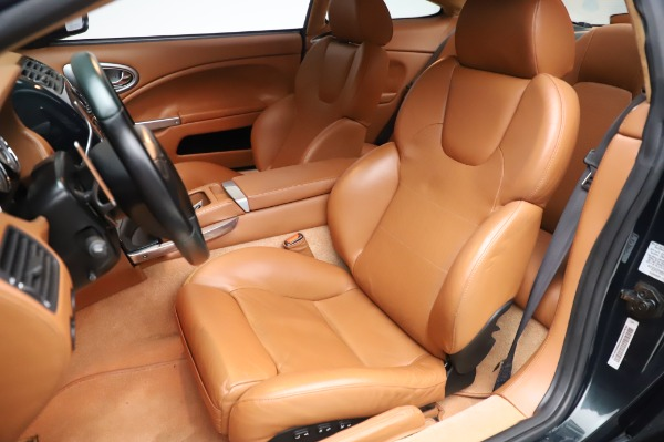 Used 2003 Aston Martin V12 Vanquish Coupe for sale $79,900 at Alfa Romeo of Greenwich in Greenwich CT 06830 15