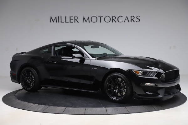 Used 2016 Ford Mustang Shelby GT350 for sale $47,900 at Alfa Romeo of Greenwich in Greenwich CT 06830 10
