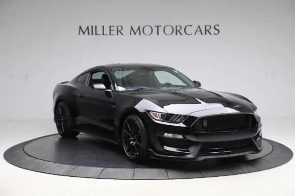 Used 2016 Ford Mustang Shelby GT350 for sale $47,900 at Alfa Romeo of Greenwich in Greenwich CT 06830 11