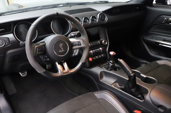 Used 2016 Ford Mustang Shelby GT350 for sale $47,900 at Alfa Romeo of Greenwich in Greenwich CT 06830 13