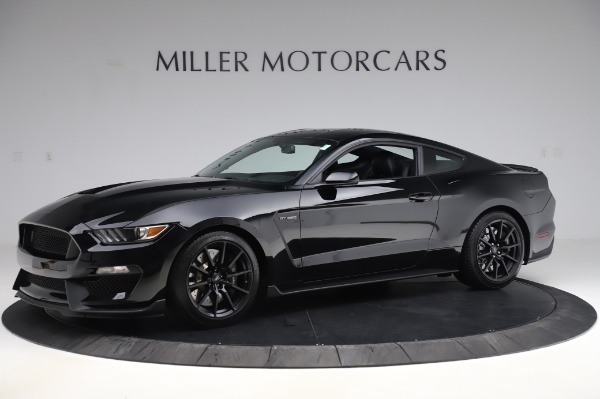 Used 2016 Ford Mustang Shelby GT350 for sale $47,900 at Alfa Romeo of Greenwich in Greenwich CT 06830 2