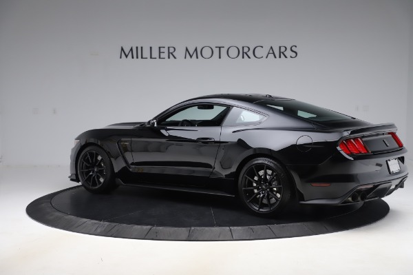 Used 2016 Ford Mustang Shelby GT350 for sale $47,900 at Alfa Romeo of Greenwich in Greenwich CT 06830 4