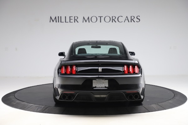 Used 2016 Ford Mustang Shelby GT350 for sale $47,900 at Alfa Romeo of Greenwich in Greenwich CT 06830 6