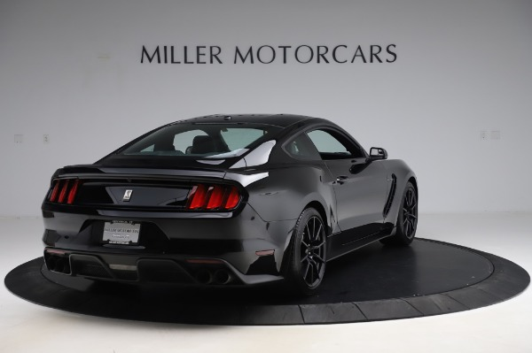 Used 2016 Ford Mustang Shelby GT350 for sale $47,900 at Alfa Romeo of Greenwich in Greenwich CT 06830 7