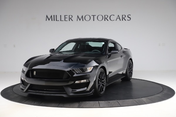 Used 2016 Ford Mustang Shelby GT350 for sale $47,900 at Alfa Romeo of Greenwich in Greenwich CT 06830 1