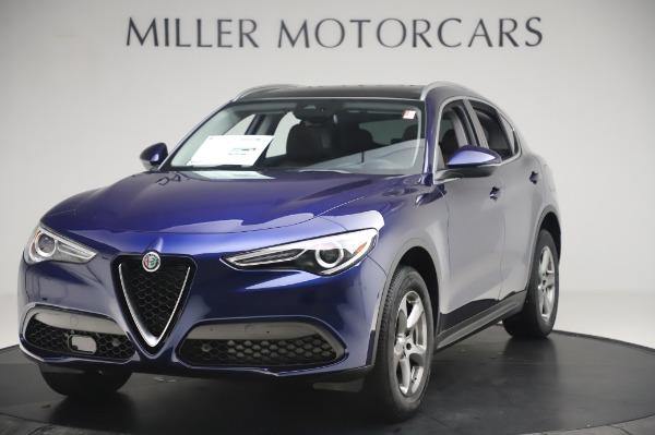 New 2020 Alfa Romeo Stelvio Q4 for sale $49,795 at Alfa Romeo of Greenwich in Greenwich CT 06830 1
