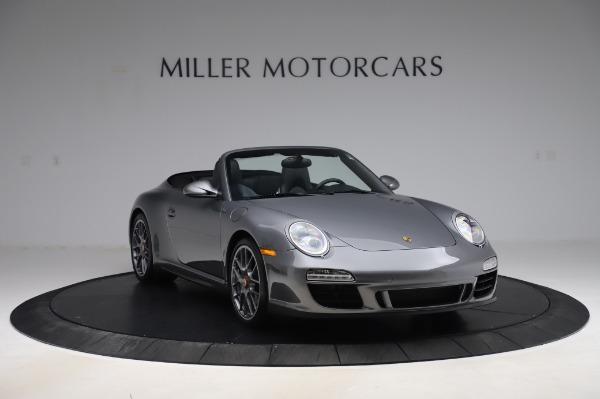 Used 2012 Porsche 911 Carrera 4 GTS for sale $79,900 at Alfa Romeo of Greenwich in Greenwich CT 06830 11