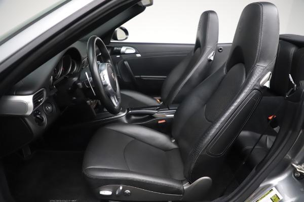 Used 2012 Porsche 911 Carrera 4 GTS for sale $79,900 at Alfa Romeo of Greenwich in Greenwich CT 06830 13