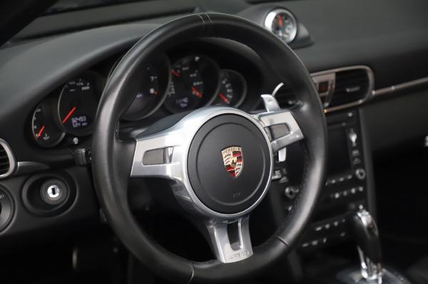 Used 2012 Porsche 911 Carrera 4 GTS for sale $79,900 at Alfa Romeo of Greenwich in Greenwich CT 06830 15
