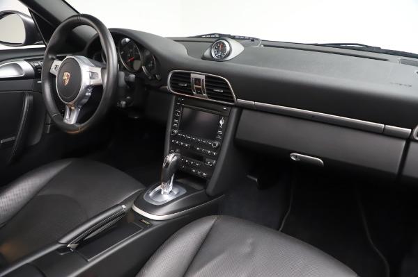 Used 2012 Porsche 911 Carrera 4 GTS for sale $79,900 at Alfa Romeo of Greenwich in Greenwich CT 06830 19