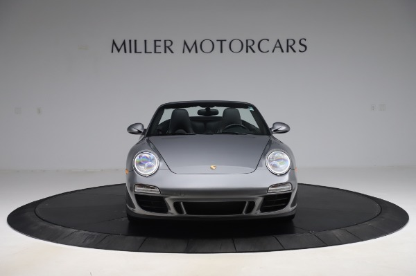 Used 2012 Porsche 911 Carrera 4 GTS for sale $79,900 at Alfa Romeo of Greenwich in Greenwich CT 06830 26