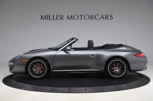 Used 2012 Porsche 911 Carrera 4 GTS for sale $79,900 at Alfa Romeo of Greenwich in Greenwich CT 06830 3