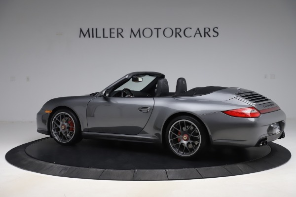 Used 2012 Porsche 911 Carrera 4 GTS for sale $79,900 at Alfa Romeo of Greenwich in Greenwich CT 06830 4