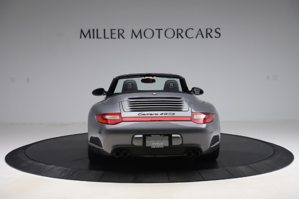Used 2012 Porsche 911 Carrera 4 GTS for sale $79,900 at Alfa Romeo of Greenwich in Greenwich CT 06830 6