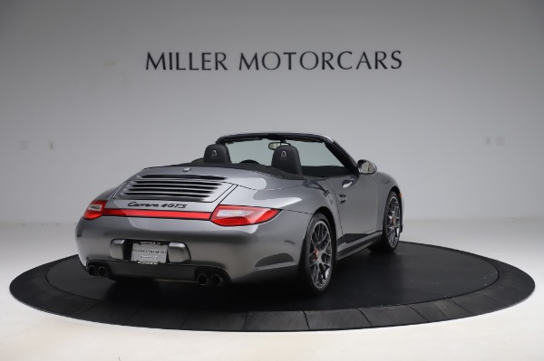 Used 2012 Porsche 911 Carrera 4 GTS for sale $79,900 at Alfa Romeo of Greenwich in Greenwich CT 06830 7