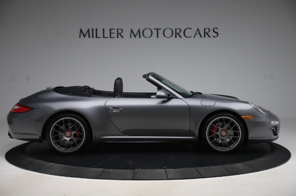 Used 2012 Porsche 911 Carrera 4 GTS for sale $79,900 at Alfa Romeo of Greenwich in Greenwich CT 06830 9