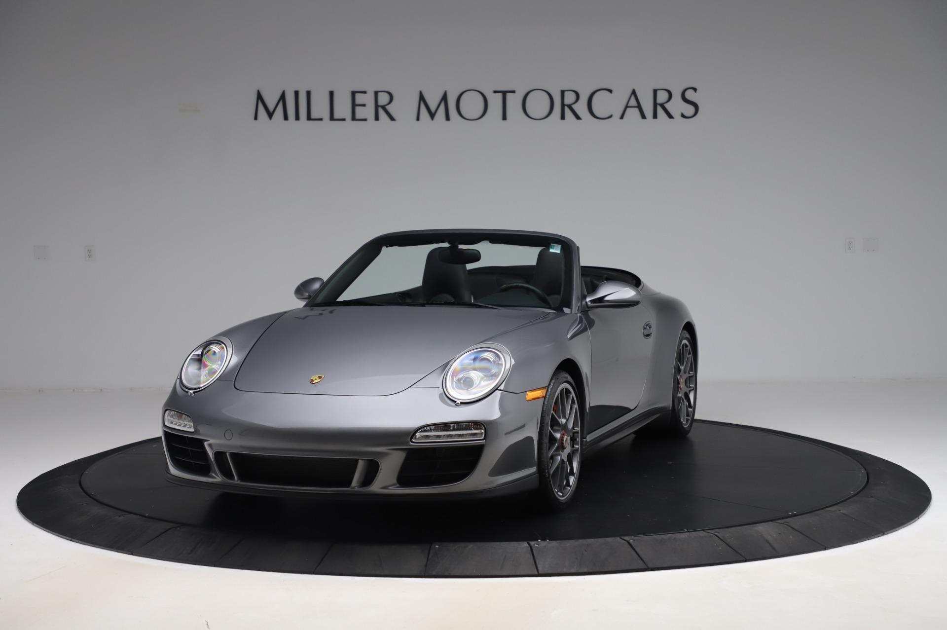 Used 2012 Porsche 911 Carrera 4 GTS for sale $79,900 at Alfa Romeo of Greenwich in Greenwich CT 06830 1