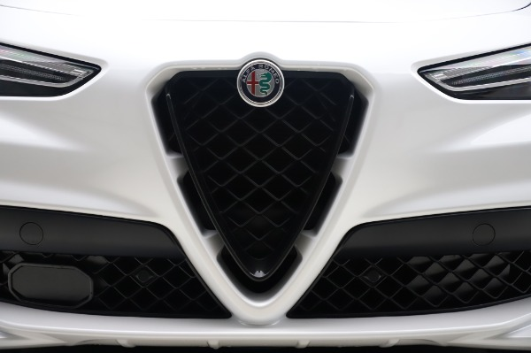 New 2020 Alfa Romeo Stelvio Quadrifoglio for sale $90,945 at Alfa Romeo of Greenwich in Greenwich CT 06830 13
