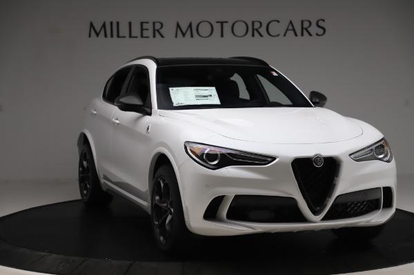 New 2020 Alfa Romeo Stelvio Quadrifoglio for sale Sold at Alfa Romeo of Greenwich in Greenwich CT 06830 11