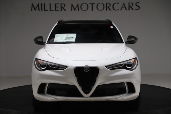 New 2020 Alfa Romeo Stelvio Quadrifoglio for sale Sold at Alfa Romeo of Greenwich in Greenwich CT 06830 12
