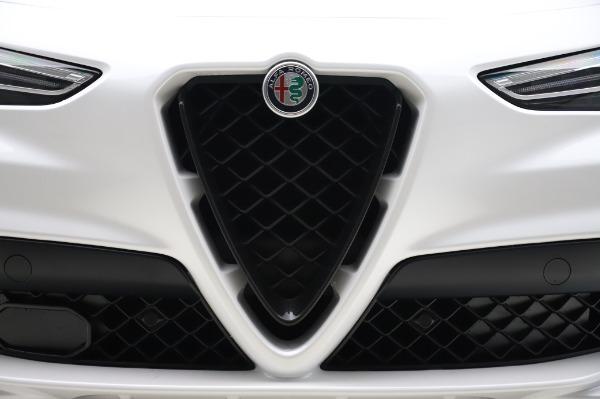 New 2020 Alfa Romeo Stelvio Quadrifoglio for sale Sold at Alfa Romeo of Greenwich in Greenwich CT 06830 13