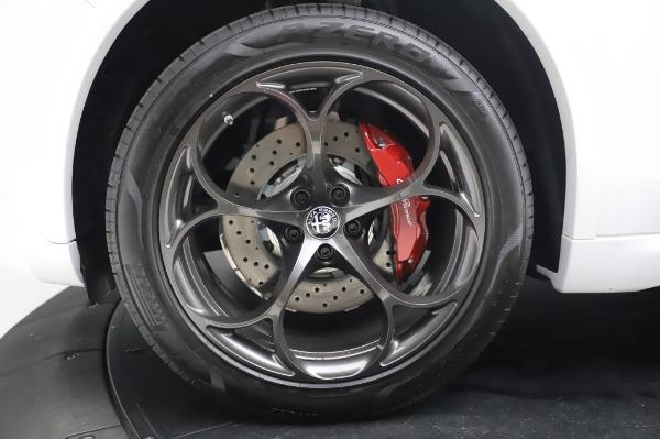 New 2020 Alfa Romeo Stelvio Quadrifoglio for sale Sold at Alfa Romeo of Greenwich in Greenwich CT 06830 16