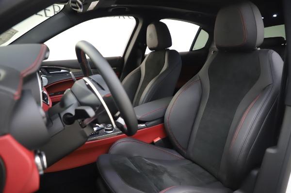 New 2020 Alfa Romeo Stelvio Quadrifoglio for sale Sold at Alfa Romeo of Greenwich in Greenwich CT 06830 23