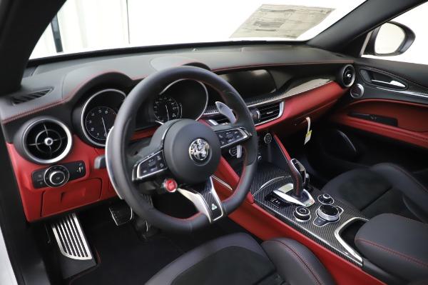New 2020 Alfa Romeo Stelvio Quadrifoglio for sale Sold at Alfa Romeo of Greenwich in Greenwich CT 06830 25