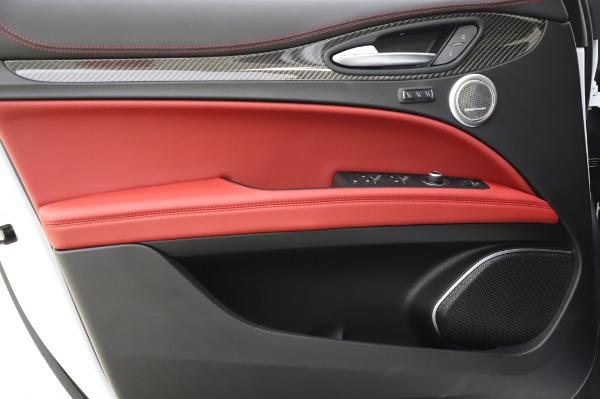 New 2020 Alfa Romeo Stelvio Quadrifoglio for sale Sold at Alfa Romeo of Greenwich in Greenwich CT 06830 26